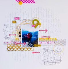Randi`s scrappeloft Scrapbooking, Map, Inspiration, Biblical Inspiration, Location Map, Maps, Scrapbooks, Memory Books, Scrapbook