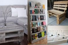 pallet upcycle gallore