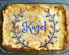 """Christine Fox is one of our new Ambassadors! She's making her presence know with this tasty low-carb take on this amazing baked dessert.""""Here's my take on a dish our wonderful neighbor used to make when I was growing up. Kugel! I usedMiracle Noodle for the win! It's awesome!"""" ---@ketofitgal on InstagramKetoFitGal's Keto KugelINGREDIENTS:3 packages of Miracle NoodleSpaghetti or Fettuccini2 packages of cream cheese (full fat)1/2 stick of full fat butter1.5 cups of sour cream (full fat)6 eggs1 t Miracle Rice, Miracle Noodles, Noodle Kugel Recipe, Noodle Recipes, Rice Recipes, Jewish Desserts, Jewish Recipes, Keto Holiday, Holiday Recipes"""