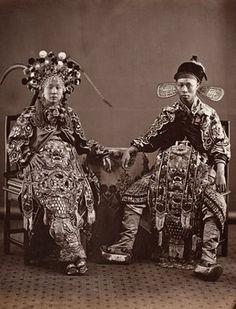 China a través de la lente del escocés John Thomson