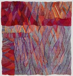 Appassionato is a tapestry - textile by Silvia Heyden which was uploaded on April 30th, 2008.