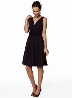 Ruby Grape Short Dress