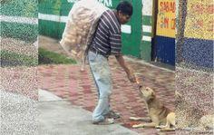 Un hombre de escasos recursos nos da el mejor ejemplo de bondad y misericordia al u...
