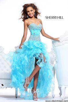sherri hill | Sherri Hill 21104 Prom Dress - 2013 Prom Gowns