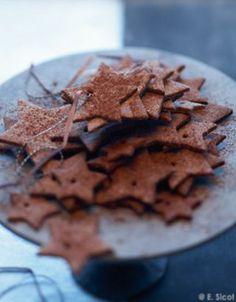 25 recettes de sablés de Noël