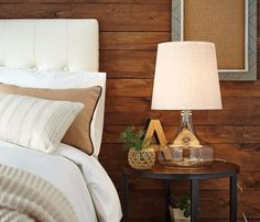 CANVAS Decorative Glass Table Lamp Is The Perfect Addition To Any Room In Your Home Canadian TireCanvas