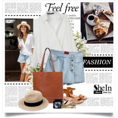 www.shein.com by yexyka on Polyvore featuring moda and New Growth Designs