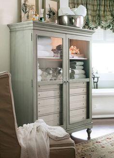 Paula Deen Home Bag Ladys Cabinet (Spanish Moss)