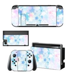 Colorful Flowers Nintendo switch Skin for Nintendo switch console. Choose your favorite design from a huge range of switch skins collection for Nintendo switch console Adele, Buy Nintendo Switch, Console Styling, Animal Crossing, Colorful Flowers, Games To Play, Your Favorite, Objects, Monkeys