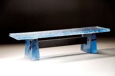 Glass Benches - John Lewis Glass