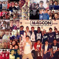 Magcon Family Forever!!!!