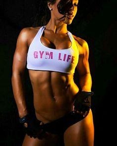 yarishna ayala workout   ... Form #StrongIsBeautiful #Motivation #WomenLift2 Yarishna Nicole Ayala
