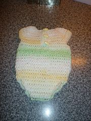 Ravelry: Roo's Cute Onesie pattern by Ann Holden