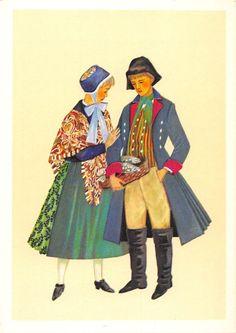 Poland Trachten Costume Polskie Stroje Ludowe Stroj Kaszubski   eBay Ethnic Outfits, Ethnic Clothes, Traditional Design, Traditional Outfits, European Costumes, Polish Folk Art, Folk Clothing, Great Paintings, Folk Costume