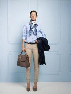 Women SS13 - Look 14 By Shanghai Tang