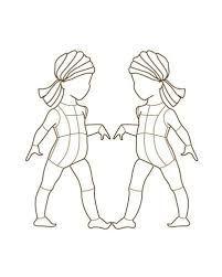 Image result for mannequin template for kids   Illustrator Kids ...