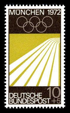 stamp designed by Werner Hans Schmidt