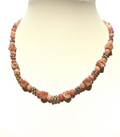 Lepidolite Beaded Necklace by KatieBugCreations4U on Etsy, $15.00