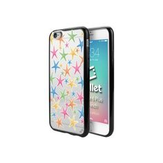 Cellet TPU PC Proguard Case with Starfish for Apple iPhone 6 Plus 5fac34b241