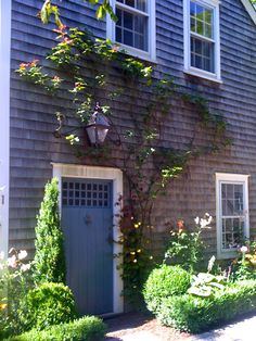 Nantucket door