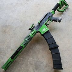 Sniper rifle green is good! Weapons Guns, Military Weapons, Airsoft Guns, Guns And Ammo, Tactical Guns, Assault Weapon, Assault Rifle, Revolver, Armas Wallpaper
