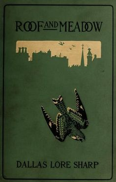"""Roof and meadow by Sharp, Dallas Lore, Published 1904 Topics Birds Birds from a city roof.--The hunting of the woodchuck.--Three sermons.--The marsh.--Calico and the kittens.--The sparrow roost.--""""Mux.""""--Racoon Creek.--The dragon of the swale.--Tickle-birds and the Coccinellidae.--The crazy flicker.--Some friendly birds.--""""The longest way round.""""--""""One flew east and one flew west.""""--Chickaree.--Bird friendships.--Farm-yard studies"""