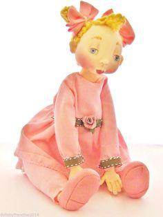 US $18.99 New in Dolls & Bears, Dolls, Art Dolls-OOAK