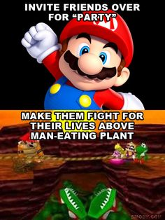 25 examples of video game logic
