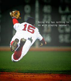 Dustin Pedroia Love him Red Sox Baseball, Baseball Players, Baseball Stuff, Baseball Park, Cardinals Baseball, Boston Sports, Boston Red Sox, Boston Bruins, Dustin Pedroia
