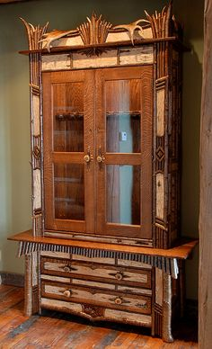 Custom Cabinet from The Ralph Kylloe Gallery