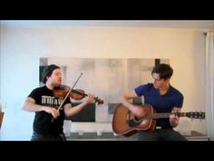 ▶ Finntroll - Trollhammaren Jam Session (violin and guitar). This is great.
