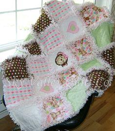 Rag Quilt Design