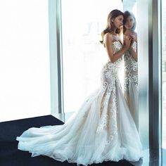 This freakin dress holy hot damn. Steven Khalil