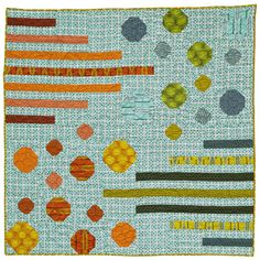 Hey there....Here's my quilt that just got published in AP&Q read a bit about it's inspiration here http://bluenickelstudios.com/?p=7740 (Photo used with permission from American Patchwork & Quilting® magazine. ©2015 Meredith Corporation. All rights reserved.)