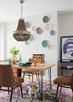 Tour this gorgeous Edwardian family home in southwest London