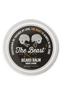 Give the gift of beard balm.