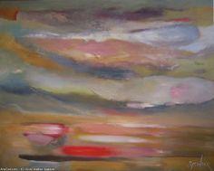 Artwork >> Scott Andrew Spencer >> Summer (SOLD) #artwork, #masterpiece, #painting, #contemporary, #art