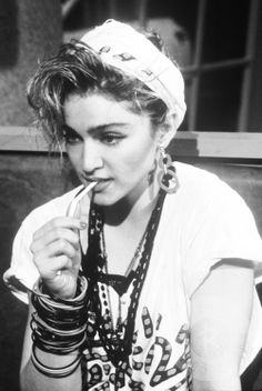 Madonna by Mark Weiss www.RockPaperPhoto.com