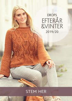 Winter in the Apennines / DROPS - Gratis strikkeopskrifter fra DROPS Design Spider Dance, Drops Design, Rainbow Waffles, Lilac Bouquet, Drops Baby, Rivage, Warm Autumn, Your Favorite, Tejidos