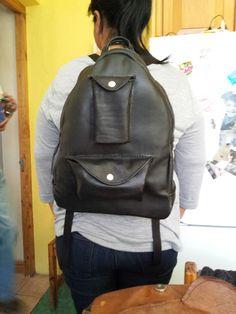 Amanda s  backpack