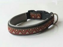 "Hundehalsband ""Indiana"" - Herstellung nach Maß. Preis: 16,95 € Shop-Link: http://leinenspezi.de/shop/#h=1618-1397499619914"