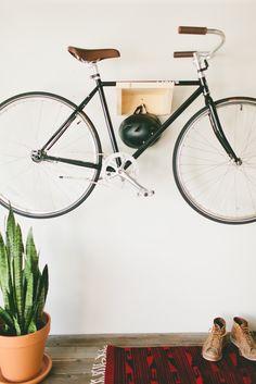 Azure - The Bicycle Shelf