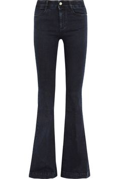 The '70s high-rise flared jeans Stella McCartney
