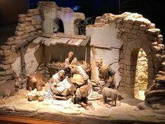 Christmas Nativity Scene, Christmas Crafts, Christmas Decorations, Xmas, Miniature Bases, Cribs, Birthdays, Miniatures, Seasons