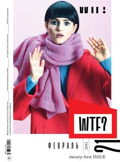 Letterhead, Twenty One, The Twenties, Magazines, Editorial, Studio, Cover, Fashion, Letterhead Design