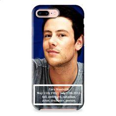 Cory In Memorian 2 iPhone 7 Plus 3D Case Dewantary
