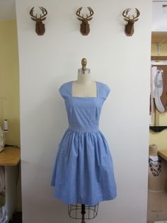 A Summer Cambie by Workroom Social | Project | Sewing / Dresses | Kollabora