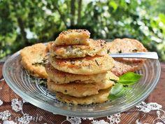 Di gotuje: Placki z ziaren amaranrusa - z cukinią i kalafiore...