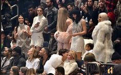 b904f0b602 Kanye West unveils Yeezy Season 3 and narcissism at flashy MSG event - NY  Daily News