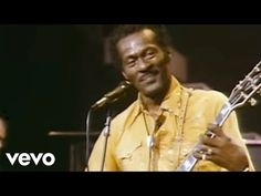 Chuck Berry - Little Queenie (Official Video) Dance Music, Music Songs, Music Videos, Chuck Berry Songs, Classic Country Songs, Famous Singers, Guitar Songs, Rhythm And Blues, Music Publishing
